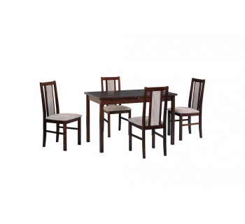 Stół MAX 3 + 4x Boss 14