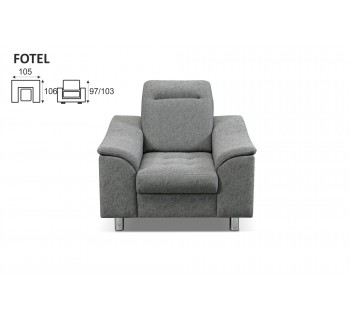 Fotel Geneva