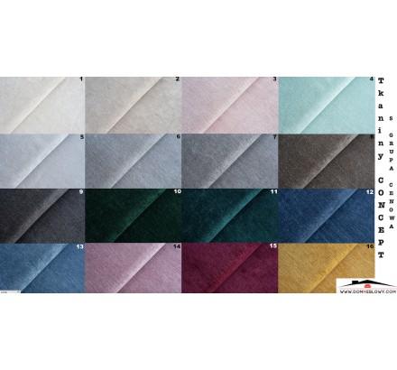 Concept tkaniny całość