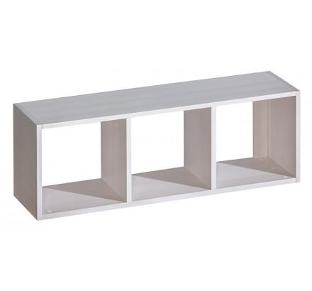 Półka C drewniana