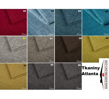 Tkaniny Atlanta (całość + nr)