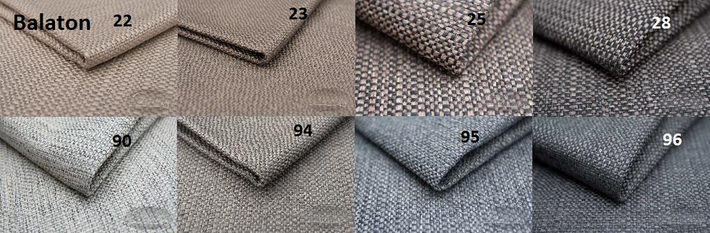 Tkaniny Baltic dla mebli tapicerowanych producenta Meblosoft