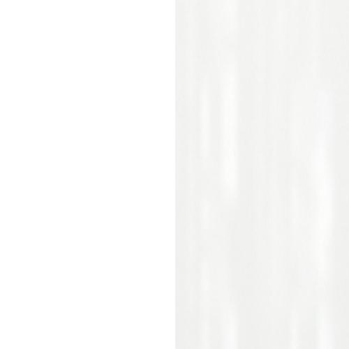 Meble systemowe do sypialni Starlet White marki Forte wybarwienie Biały/ Biały połysk