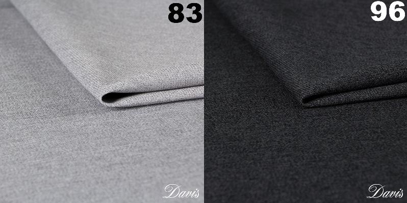 Narożnik Paris tkaniny Malmo 83 / Malmo 96 producenta Mebli tapicerowanych Meblosoft