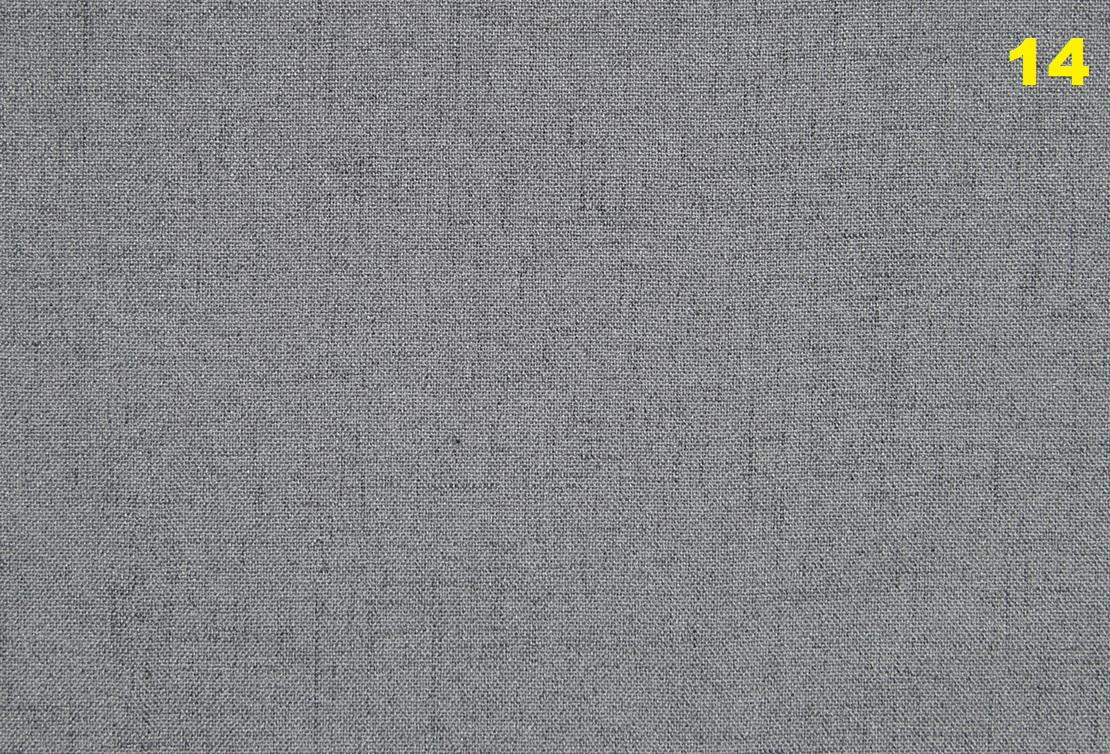 Narożnik modułowy Mediolan tkanina Cablo 14 producenta mebli tapicerowanych Meblosoft